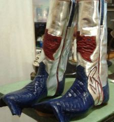 Custom Boot Lasting