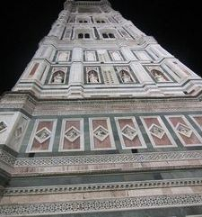 "womens tours.jpg alt=womens travel, giottos campanile at night, florence"">"