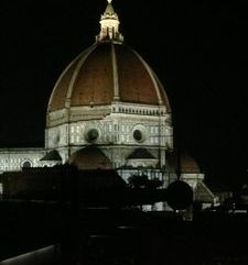 "womens tours.jpg alt=womens travel, the cupola of duomo at night, florence"">"