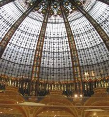 "src=""australian womens travel.jpg alt=womens travel,art nouveau , gallerie lafayette , paris france """