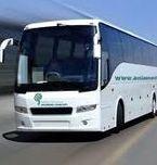 autobusa  linje nderkombetare