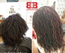 Braids by Bee known as Best salon in South Florida to do Dreadlocks or Braids
