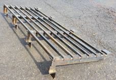 gutter grates for farm