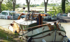 Beautiful and classic boats from Holland