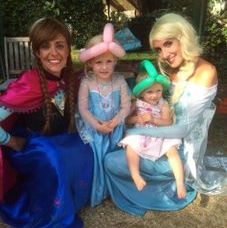 Elsa and Anna Appearance, Essex, London and Kent