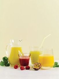Smoothies, Juices and Shots