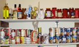 Bonnie Ryan Food Pantry at Center for Lay Ministries