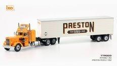 IXO - Peterbilt Prestons Transport 1:43 scale