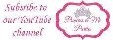 los angeles youtube princess parties party