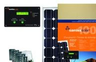 Solar Panel Charging System