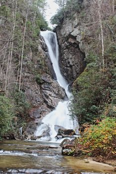 Located on Rock Creek in Rosman, NC.