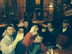 Kentucky bachelor party on the Music City Pub Crawl