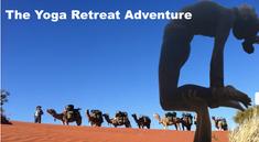 Yoga Camel Safari Camel Trek