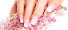 Nail enhancement: Acrylic, Pink & White, Gel nail, Dip powder nail, Mylar nail- Vivian nail and spa