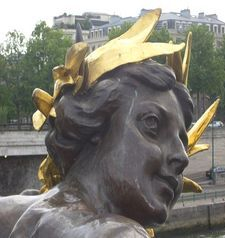 "src=""australian womens travel.jpg alt=womens travel,bridge detail , paris france """