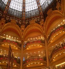 "src=""australian womens travel.jpg alt=womens travel,interior gallery lafayette , paris france """