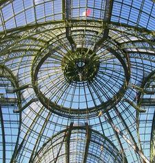 "src=""australian womens travel.jpg alt=womens travel,glass ceiling grande palais , paris france """