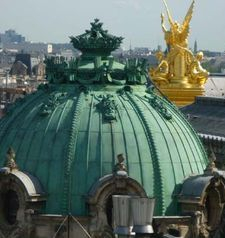 "src=""australian womens travel.jpg alt=womens travel,paris opera rooftop , paris france """
