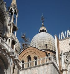 "womens tours.jpg alt=womens travel, dome st marks basilica, venice"">"