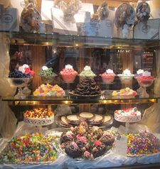 "womens tours.jpg alt=womens travel, window display gilli, florence"">"