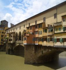 "womens tours.jpg alt=womens travel, back of ponte vecchio, florence"">"