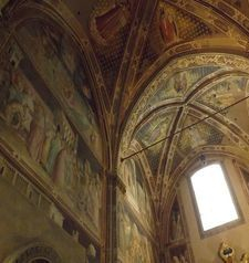 "womens tours.jpg alt=womens travel, interior of santa croce, florence"">"