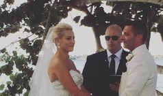 Kallie and Matt wedding vows