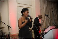 Lolita Rowe Singer with The Silkee Smoove Band