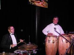 Peter Gonzalez, Percussion