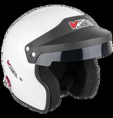 Vulcan Racing V2Sport Tour Mk3 Rally Race Track helmet SA2015 hans posts best value