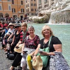 """<img src=""""australian womens travel.jpg alt=womens tours,travel group sitting on trevi fountain, rome """">"""