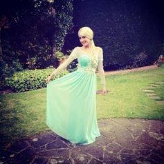 Elsa Frozen PArty Essex