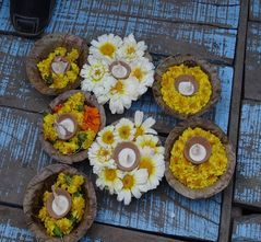 "<img src=""australian womens travel.jpg alt=womens travel, flowers and candles on the ganges, varanasi, india"">"
