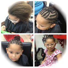 BRAIDS BY BEE IS KNOWN TO BRAID DESIGN CORN ROWS ON NATURAL HAIR OR ANY TEXTURE HAIR