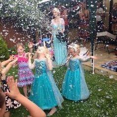 frozen party essex