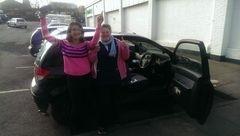Happy customers with Gateshead locksmith service