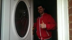 Happy customer with Taylors Locksmiths 07525639943