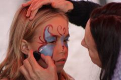 The Only Way Is Entertainment Agency Face Paint