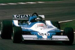 Ligier compétition. Aujourd'hui transmet tout son savoir faire dans les voitures sans permis.