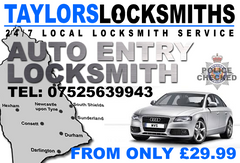 Locksmith near me in Gateshead