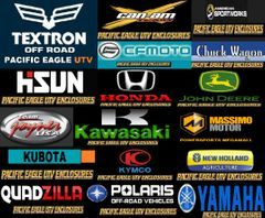 Pacific Eagle UTV logowall