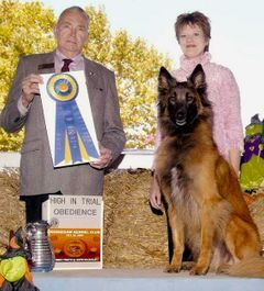 Obedience Trial Champion