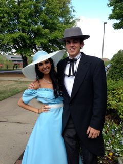 Southern Belle & Southern Gentleman
