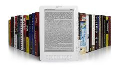 Fiction books on the kindle