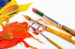 Brushes & Colour Creative