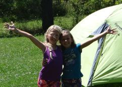 Overnight Camp and Camping