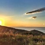Tinos island, enjoy the sunrise