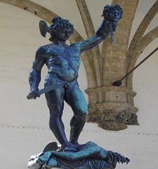 "womens tours.jpg alt=womens travel,bronze statue of perseus, florence"">"
