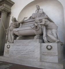 "womens tours.jpg alt=womens travel, empty tomb of dante aligheri,santa croce florence"">"