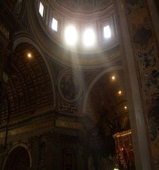 "<img src=""australian womens travel.jpg alt=womens tours,inside st peters basilica rome with light coming into the windows "">"